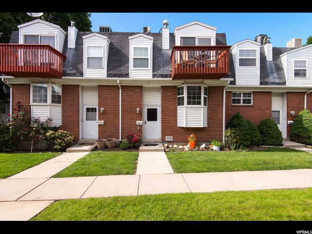 639 E Williamsburg Park Cir S, Sandy, UT 84070 (#1588497) :: Exit Realty Success
