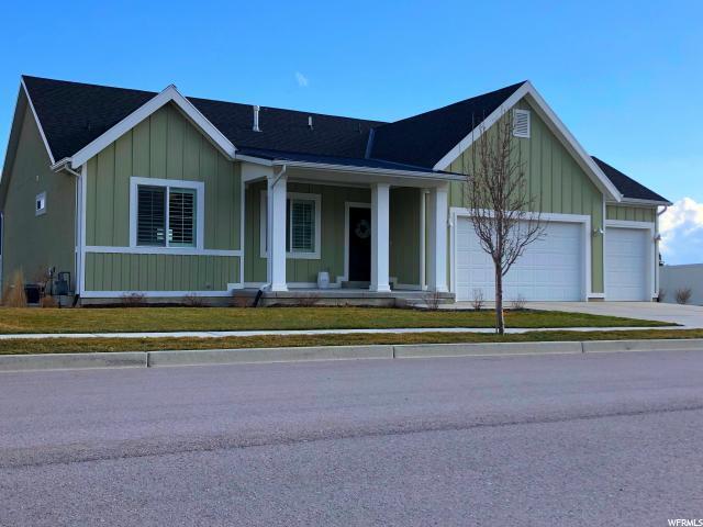 6477 W Glassford N, Highland, UT 84003 (#1588509) :: Big Key Real Estate