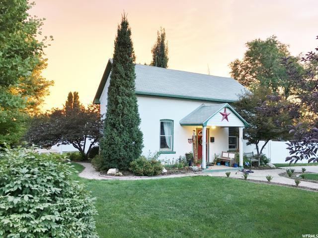 207 N 200 E, Bountiful, UT 84010 (#1588525) :: Big Key Real Estate