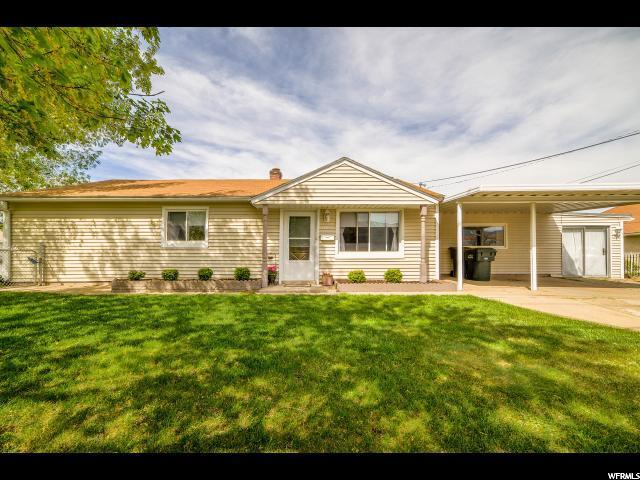 68 S 7TH St E, Tooele, UT 84074 (#1588551) :: Big Key Real Estate