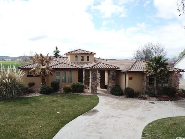 1382 S 325 W, Hurricane, UT 84737 (#1588562) :: Big Key Real Estate
