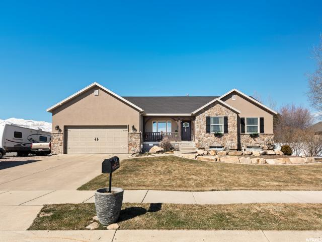 118 W 300 S, Midway, UT 84049 (MLS #1588603) :: High Country Properties