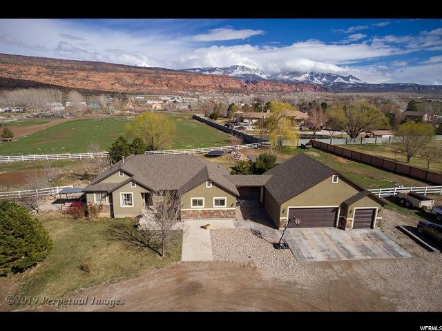 4761 Luna Cir, Moab, UT 84532 (MLS #1588639) :: High Country Properties