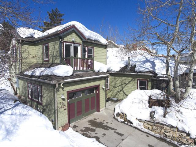 10 Daly Ave, Park City, UT 84060 (#1588641) :: Big Key Real Estate