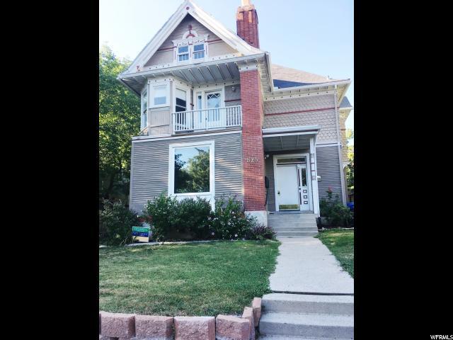 825 E 3RD Ave, Salt Lake City, UT 84103 (#1588649) :: Bustos Real Estate | Keller Williams Utah Realtors
