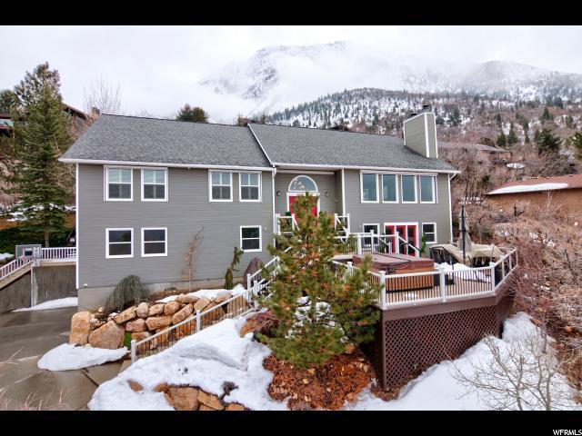 4545 S Thousand Oaks Dr., Salt Lake City, UT 84124 (#1588666) :: Exit Realty Success
