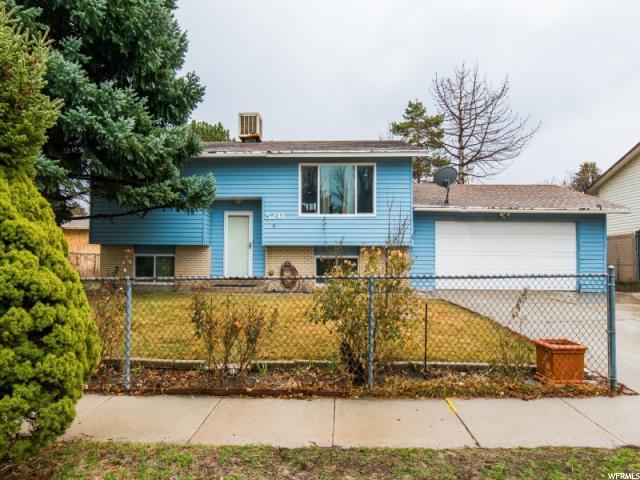 5241 W Woodledge Ave. S, West Valley City, UT 84120 (#1588677) :: Exit Realty Success