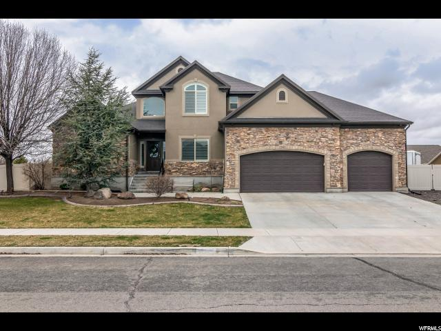 12862 S Rosberg Dr W, Riverton, UT 84065 (#1588738) :: Bustos Real Estate | Keller Williams Utah Realtors