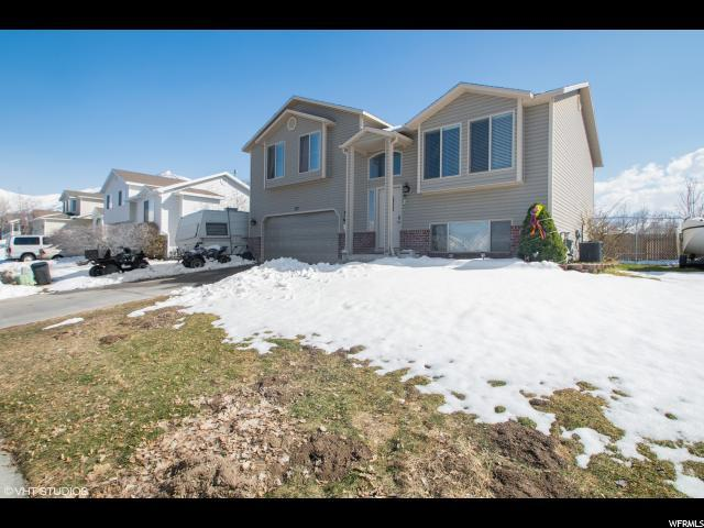 717 Fox Run Dr, Tooele, UT 84074 (#1588758) :: Big Key Real Estate