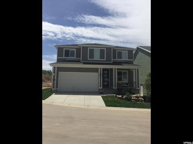 1418 E Daylily Ct N #135, Layton, UT 84040 (#1588764) :: Colemere Realty Associates