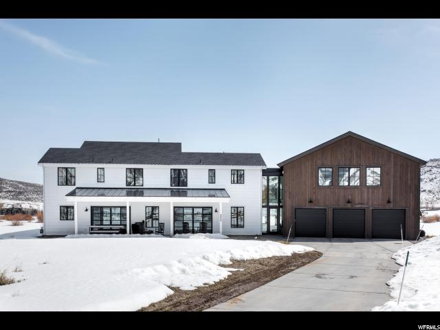 4820 N Old Meadow Ln, Park City, UT 84098 (MLS #1588797) :: High Country Properties
