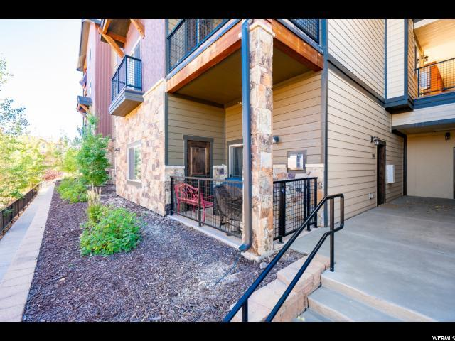 5461 N Luge Ln #2103, Park City, UT 84098 (MLS #1588798) :: High Country Properties