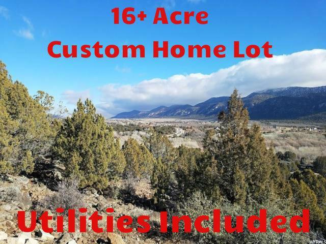 245 Juniper Way N, New Harmony, UT 84757 (#1588816) :: The Canovo Group