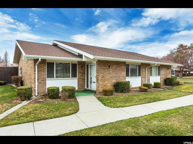 867 E Three Fountains Dr #234, Murray, UT 84107 (#1588835) :: Exit Realty Success