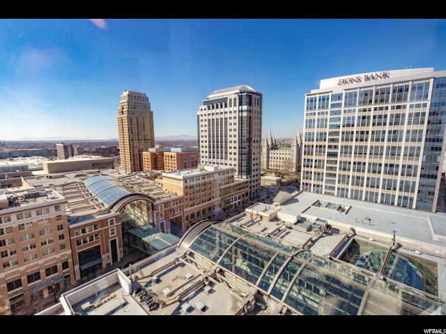 35 E 100 S #1502, Salt Lake City, UT 84111 (#1588849) :: Exit Realty Success