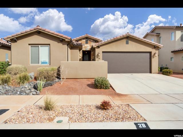3800 N Paradise Village Dr #28, Santa Clara, UT 84765 (#1588864) :: Doxey Real Estate Group