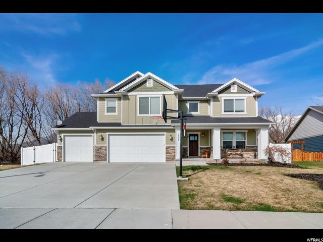 202 E 2150 N, Ogden, UT 84414 (#1588867) :: Exit Realty Success