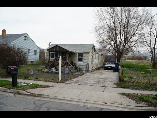 1585 S 1000 St W, Salt Lake City, UT 84104 (#1588878) :: Exit Realty Success