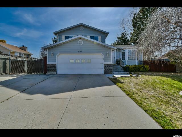 5783 W Plumbago Ave, Salt Lake City, UT 84118 (#1588921) :: Exit Realty Success