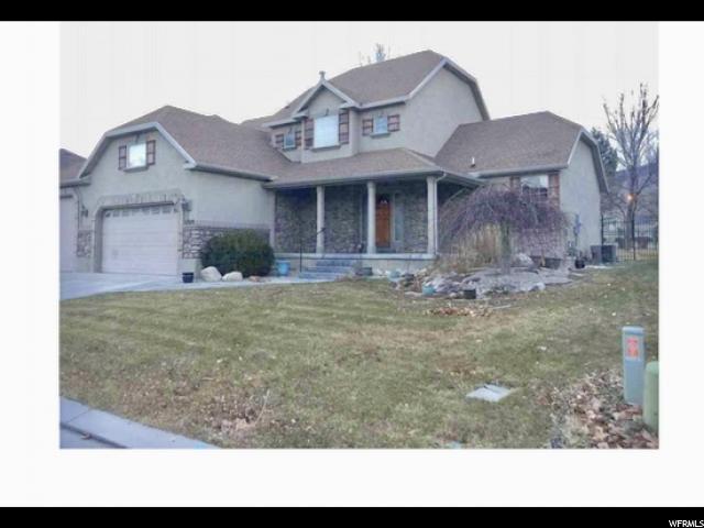 1515 S Trapper Rd, Saratoga Springs, UT 84045 (#1588942) :: Big Key Real Estate