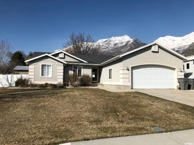 869 E Center St S, Pleasant Grove, UT 84062 (#1588953) :: Bustos Real Estate | Keller Williams Utah Realtors