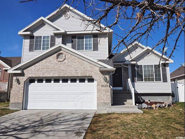 8528 S 6430 W, West Jordan, UT 84081 (#1588977) :: Big Key Real Estate