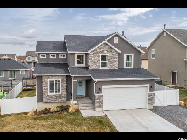 184 W 1770 S, Payson, UT 84651 (#1588987) :: Action Team Realty