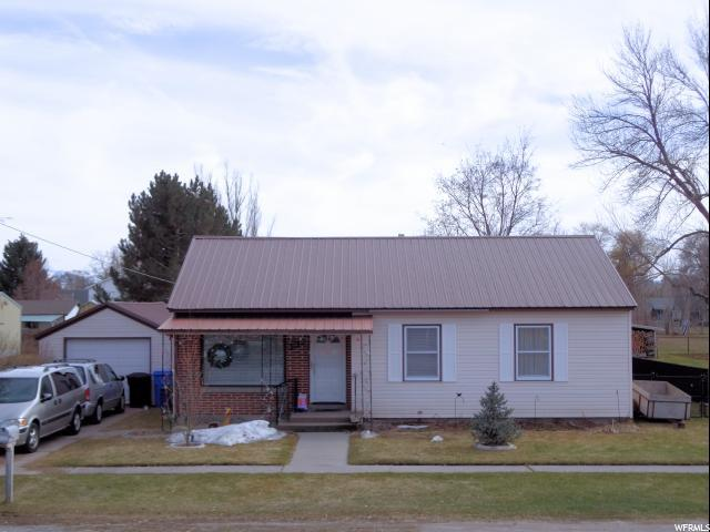 137 W Center St, Lewiston, UT 84320 (#1588997) :: Big Key Real Estate