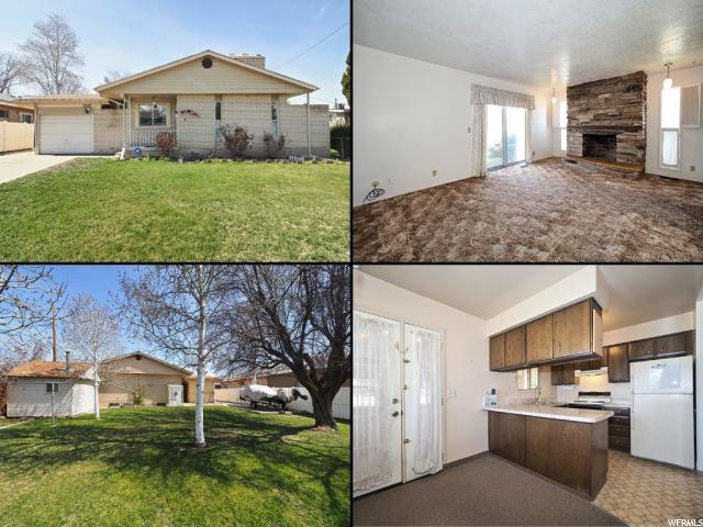 8262 S Harrison St W, Midvale, UT 84047 (#1589016) :: Bustos Real Estate | Keller Williams Utah Realtors