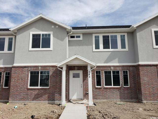 252 N 1325 W #37, Springville, UT 84663 (#1589021) :: Big Key Real Estate