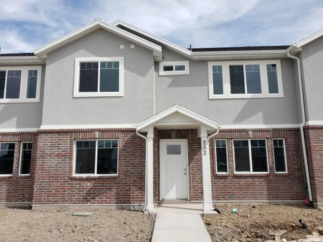 248 N 1325 W #38, Springville, UT 84663 (#1589025) :: Big Key Real Estate