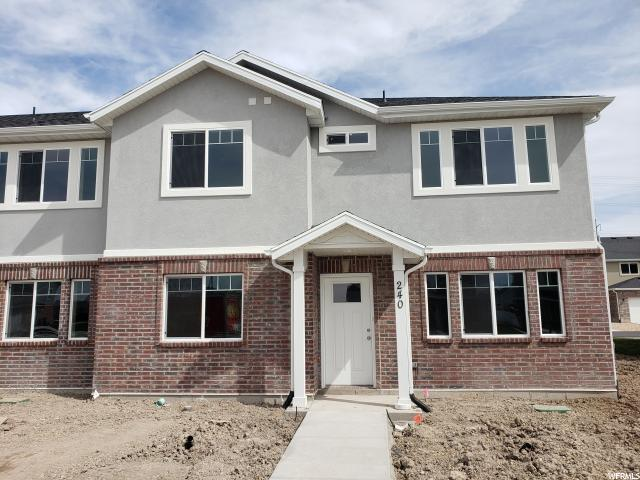 240 N 1325 W #39, Springville, UT 84663 (#1589029) :: Big Key Real Estate