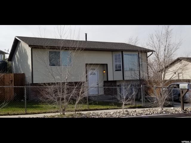 4916 S 5415 W, Salt Lake City, UT 84118 (#1589043) :: Bustos Real Estate | Keller Williams Utah Realtors