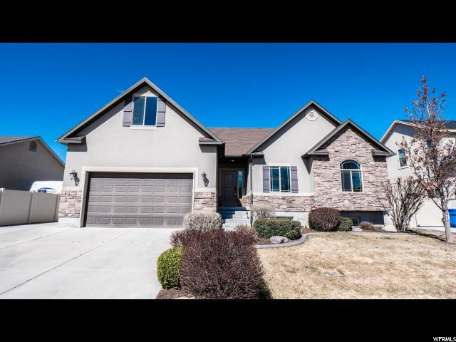 1064 W 875 S, Lehi, UT 84043 (#1589044) :: Bustos Real Estate | Keller Williams Utah Realtors
