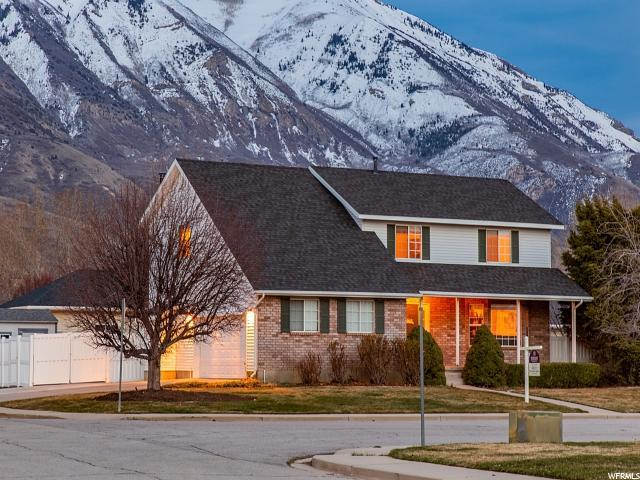 10948 N Panorama Dr. W, Highland, UT 84003 (#1589088) :: The Canovo Group