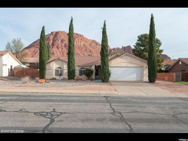 339 E 60 S, Ivins, UT 84738 (#1589092) :: Big Key Real Estate