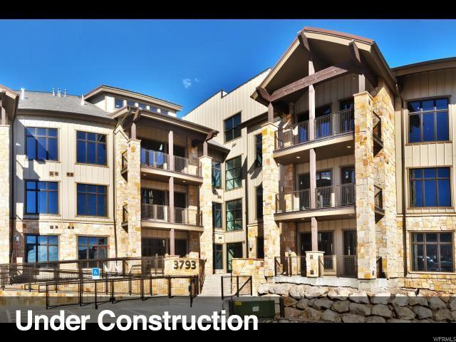 3751 Blackstone Dr 2E, Park City, UT 84098 (#1589127) :: Big Key Real Estate