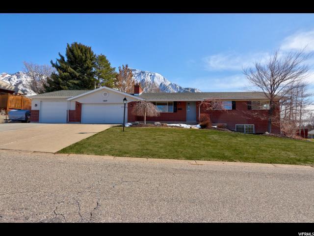 3629 E Aurora Cir S, Salt Lake City, UT 84124 (#1589130) :: Bustos Real Estate | Keller Williams Utah Realtors