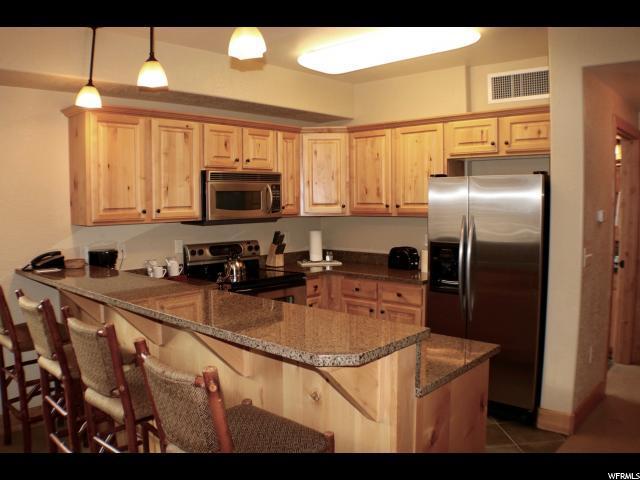 2669 N Canyons Resort Dr #313, Park City, UT 84098 (MLS #1589152) :: High Country Properties