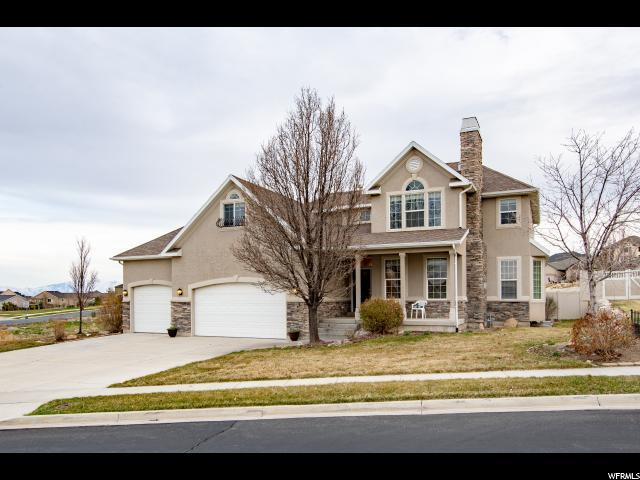 61 W Wrangler Ave, Saratoga Springs, UT 84045 (#1589213) :: The Canovo Group