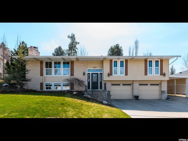 457 W Heritage Dr S, Bountiful, UT 84010 (#1589241) :: Bustos Real Estate   Keller Williams Utah Realtors