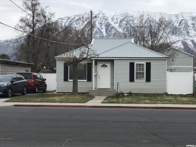 384 N 400 St W, Orem, UT 84057 (#1589283) :: Bustos Real Estate | Keller Williams Utah Realtors