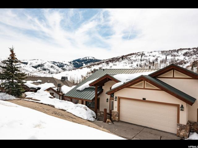 3225 Thistle Dr, Park City, UT 84060 (#1589344) :: Bustos Real Estate | Keller Williams Utah Realtors