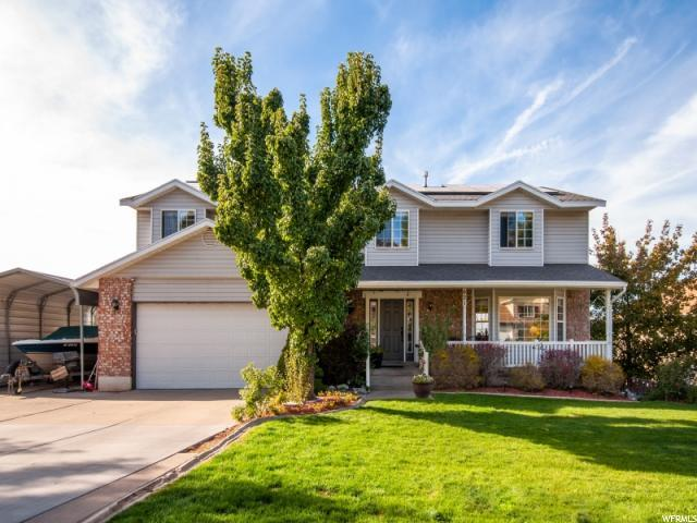 621 E Sider Dr N, North Salt Lake, UT 84054 (#1589353) :: Bustos Real Estate | Keller Williams Utah Realtors