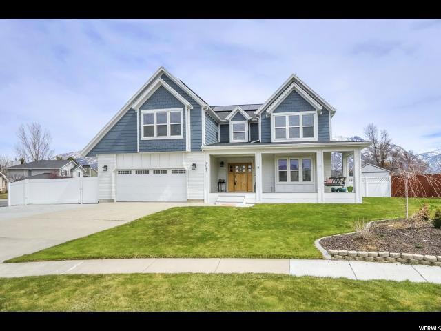 9081 S Shady Willow Cir E, Sandy, UT 84093 (#1589406) :: Bustos Real Estate   Keller Williams Utah Realtors