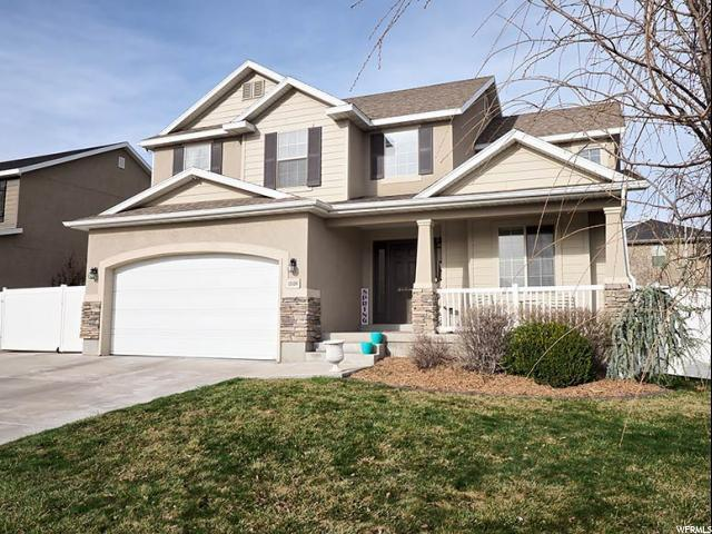 13126 S Woods Park Dr W, Herriman, UT 84096 (#1589462) :: The Utah Homes Team with iPro Realty Network
