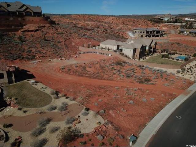 261 N Cliffside Dr, Washington, UT 84780 (#1589507) :: Big Key Real Estate