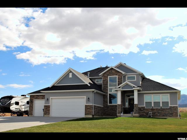 106 W 1550 S, Wellsville, UT 84339 (#1589530) :: Bustos Real Estate   Keller Williams Utah Realtors