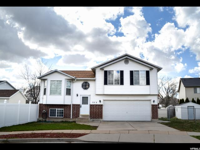 373 W Wildflower Cir S, Ogden, UT 84404 (#1589531) :: Bustos Real Estate | Keller Williams Utah Realtors