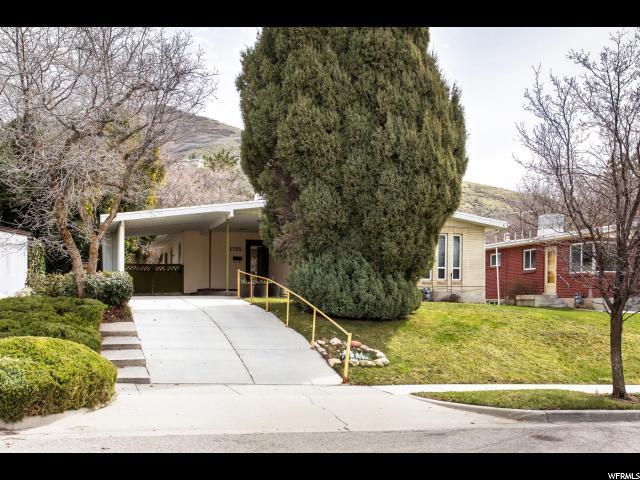 1755 S Laurelhurst Dr E, Salt Lake City, UT 84108 (#1589559) :: Big Key Real Estate